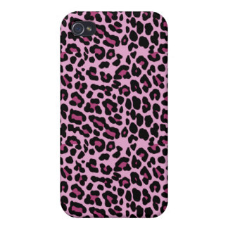 Pink Cheetah iPhone Case Covers For iPhone 4