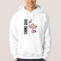 Pink CHEMO GRAD 1 (Breast Cancer) Hoodie