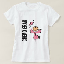 Pink CHEMO GRAD 1 (Breast Cancer) T-Shirt