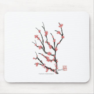 Pink Cherry Blossom 25, Tony Fernandes Mouse Pad