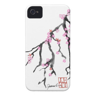 Pink Cherry Blossom 28, Tony Fernandes Case-Mate iPhone 4 Case