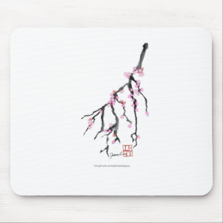 Pink Cherry Blossom 28, Tony Fernandes Mouse Pad