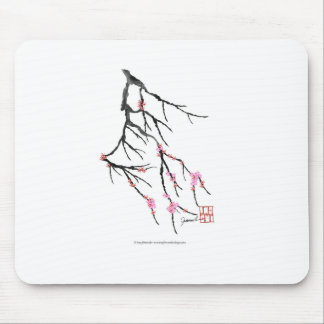 Pink Cherry Blossom 29, Tony Fernandes Mouse Pad