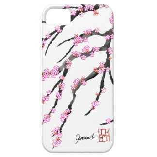 Pink Cherry Blossom 31, Tony Fernandes iPhone SE/5/5s Case