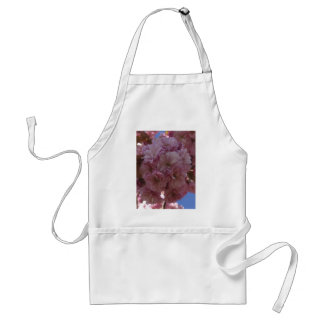 Pink Cherry Blossom Gifts Adult Apron