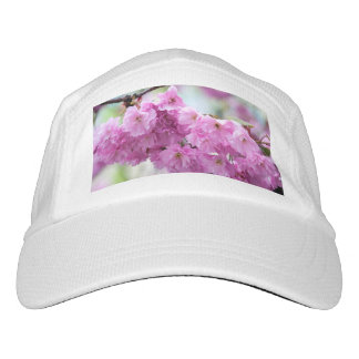 Pink Cherry Blossom Headsweats Hat