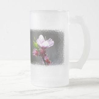 Pink Cherry Blossom mug