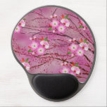 "Pink Cherry Blossom Origami Art Gel Mouse Pad<br><div class=""desc"">Available in bank greeting cards, compacts, wine charms,  wallet, mouse pad, candy tin, wrist watch, Minx nails, key chain, guitar pick, lapel pin, night light, charm/bracelet, Kindle4/touch case, bottle opener, cake pops, Oreo treats, sugar cookies and brownies.</div>"