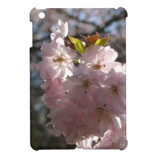 Pink cherry blossoms cover for the iPad mini