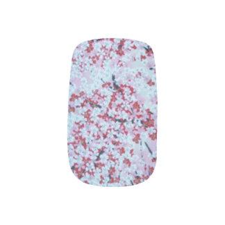 Pink Cherry Blossoms Flowers Minx® Nail Art