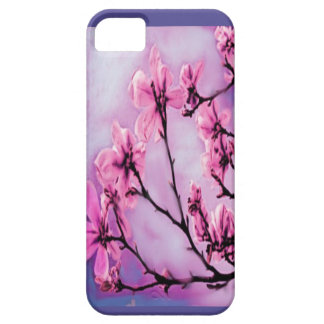 Pink Cherry Blossoms iPhone SE/5/5s Case