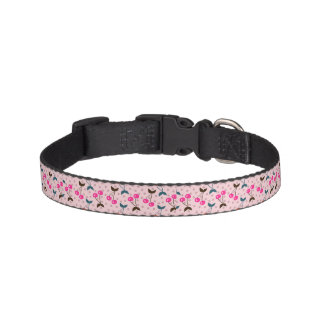 Pink Cherry Pet Collar