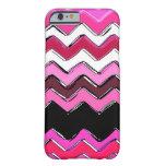 pink chevron iPhone 6 case