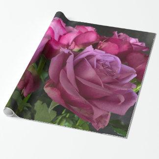 Pink Chiffon Wrapping Paper