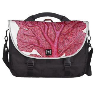 Pink chorale bags for laptop