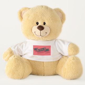 Pink Chosen - Adoption Teddy Bear
