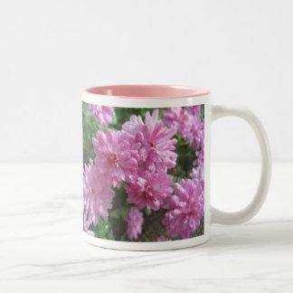 Pink Chrsanthemums Mug