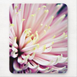 Pink Chrysanthemum mousemat Mouse Pad