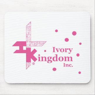 Pink City IK Mouse Pad
