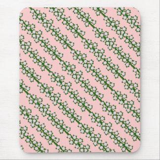 Pink Climber Mousepad