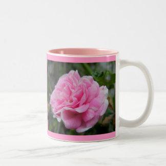 Pink Climbing Rose Mug