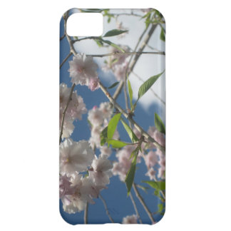 Pink Cloud Flowers iPhone 5C Cover