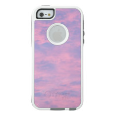 Pink Clouds Photo Otterbox Iphone 5/5s/se Case at Zazzle