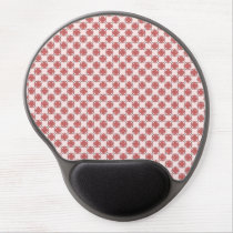 Pink Clover Ribbon by Kenneth Yoncich Gel Mouse Pad