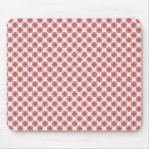 Pink Clover Ribbon by Kenneth Yoncich Mouse Pad