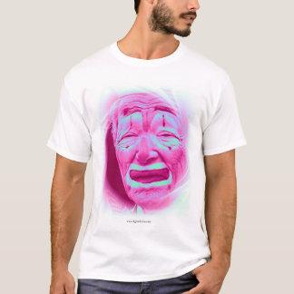 Pink Clown  T-Shirt