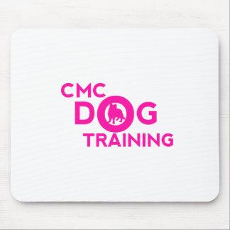 Pink CMC Logo Mousepads