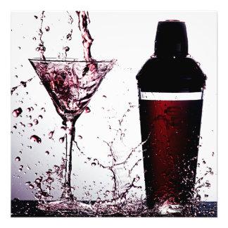 Pink Cocktail 2 Photo Print