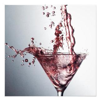 Pink Cocktail 3 Photo Art