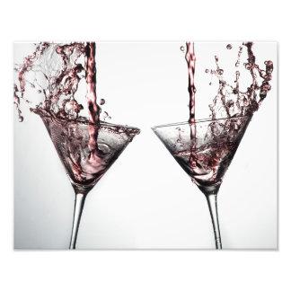 Pink Cocktail 4 Photo Art