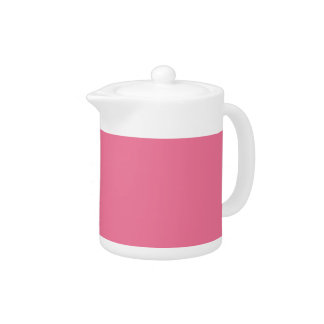 Pink Color Teapot