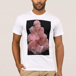 Pink colored Rhodochrosite stone T-Shirt