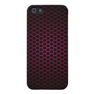 Pink Comb Speck Case