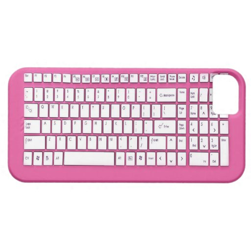 Pink computer keyboard blackberry bold cases