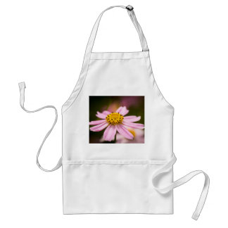 Pink Coneflower Adult Apron