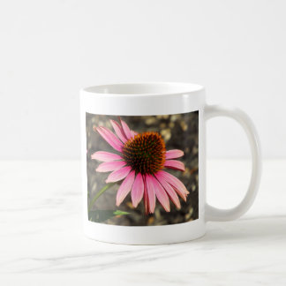 Pink Coneflower Coffee Mug