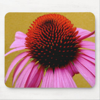 Pink Coneflower Mouse Pad
