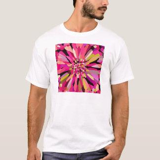 Pink Confetti Flower T-Shirt