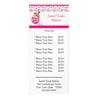 Pink Cookie Jar Full Color Rack Card