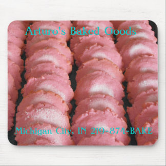 Pink Cookie Mousepad