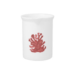 PINK CORAL PITCHER