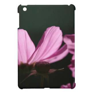 Pink Cosmos in the sun 1 iPad Case