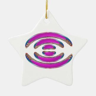 PINK Costume Designs -  Eye for ART   low price gi Christmas Tree Ornament