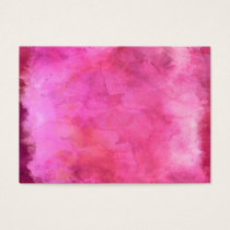 Pink Cranberry Watercolor Texture Pattern
