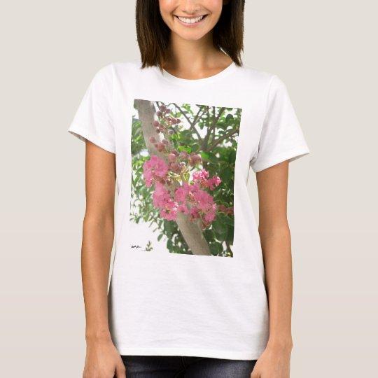 Pink Crape Myrtle 1 T-Shirt