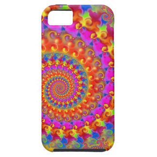 Pink Crazy Fractal iPhone 5 Cover